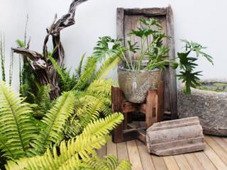 Proyecto 1: Jardines de estilo  por gpinteriorismo