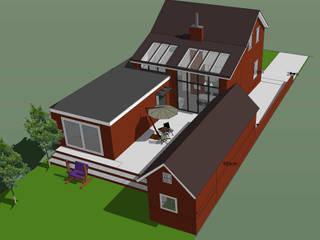 Verbouwing Zevenhuizen:   door MW architectuur