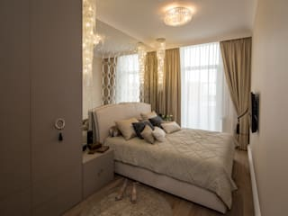modern Bedroom by CAROLINE'S DESIGN