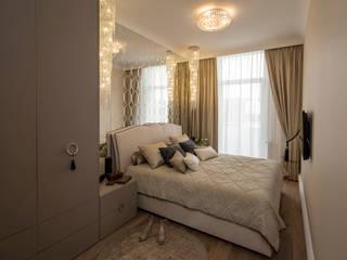 Dormitorios de estilo  por CAROLINE'S DESIGN