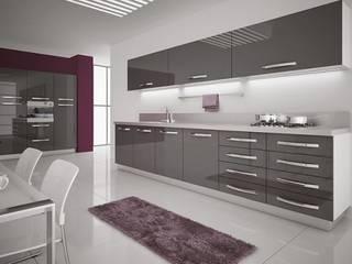 Kaden Yapı Dekorasyon – Akrilik Mutfak Dolabı Fiyatı:  tarz