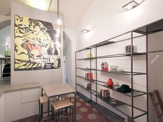 Salas de estilo moderno de diegogiovannenza|architetto Moderno