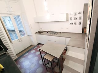 Cocinas de estilo moderno de diegogiovannenza|architetto Moderno