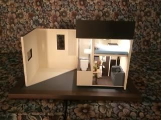 Maisons modernes par Maquetas JCM Moderne