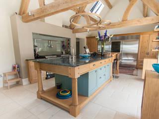 Interior Kitchen Limestone Floor Cuisine classique par Lincolnshire Limestone Flooring Classique