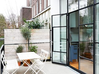 VASD interieur & architectuur Modern Terrace