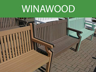 Winawood Benches:   by Garden Centre Shopping UK