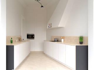 modern  by van staeyen interieur architecten, Modern