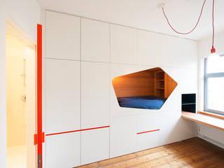 Modern Bedroom by van staeyen interieur architecten Modern