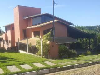 Monica Guerra Arquitetura e Interiores Country style house
