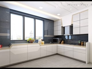 3D Designs By Mirva Vora Designs. Classic style kitchen by Mirva Vora Designs Classic