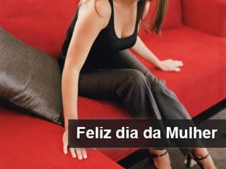 Dia da Mulher:   por Móveis Hiperdecor,Moderno