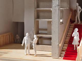 Ontwerpvisie cultuurcentrum: modern  door Lavelli interieurontwerp, Modern