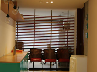 Ingresso, Corridoio & Scale in stile moderno di KDF Arquitectura Moderno