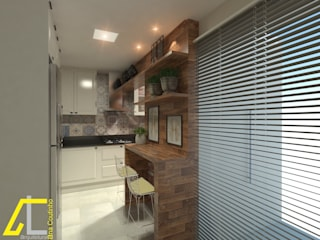Kitchen by Ana Coutinho Arquitetura, Classic