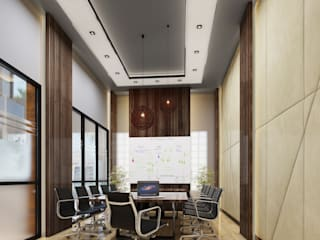 Interior Design Office Trinex Porperty:   โดย Glam interior- architect co.,ltd,