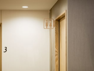 MLC: <DISPENSER>architects 小野修 一級建築士事務所が手掛けた壁です。,