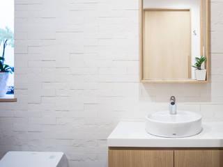 MLC: <DISPENSER>architects 小野修 一級建築士事務所が手掛けた浴室です。,