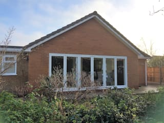 Bungalow Extension, Bourne de JMAD Architecture (previously known as Jenny McIntee Architectural Design)