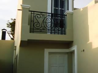 Vivienda Unifamiliar Casas clásicas de Valy Clásico