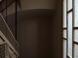 ACCESO: Casas de estilo  de Balzar Arquitectos