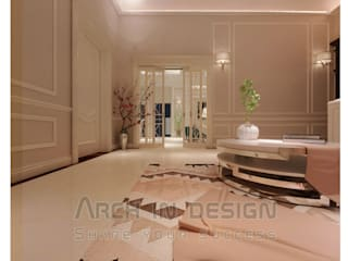 Living room by Arch In Design,