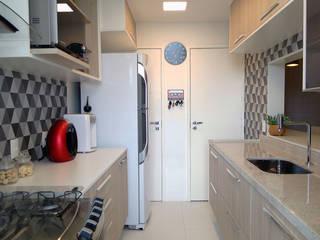 Cozinhas modernas por Priscila Boldrini Design e Arquitetura