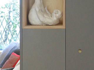 Appartamento BT Soggiorno moderno di studiovert Moderno
