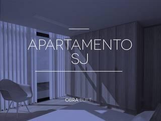 Schlafzimmer von NUNO DURAO ARQUITECTOS, Modern