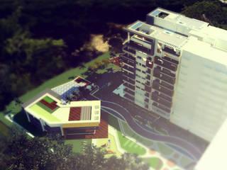 Casas modernas: Ideas, imágenes y decoración de IngeniARQ Moderno