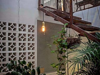 SUPERFICIES Estudio de arquitectura y construccion Commercial Spaces