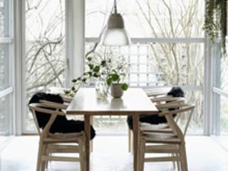 keuken met woonbeton vloer van Passiefloor: industriële Keuken door stucamor