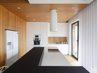 Moderne Küchen von Czajkowski Kuźniak Architekci Modern