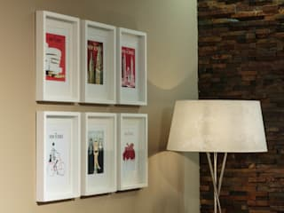 Modern offices & stores by Alma Braguesa Furniture Modern