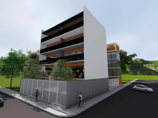 EDIFÍCIO DE USO MISTO - PROJETO DE CONCEPÇÃO:   por Nimbus | Arquitetura