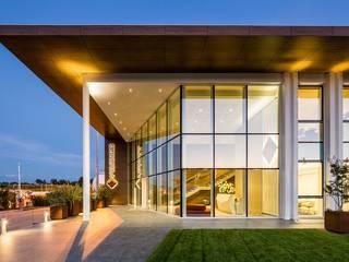 Vulcangas _ Uffici Direzionali Complesso d'uffici moderni di Studio Simonetti Moderno
