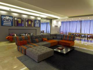 Paugui - DIN Interiorismo Livings modernos: Ideas, imágenes y decoración de DIN Interiorismo Moderno
