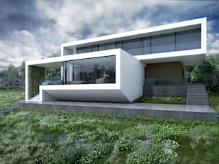 Дом в Кривом Роге (300м2) от ALEXANDER ZHIDKOV ARCHITECT