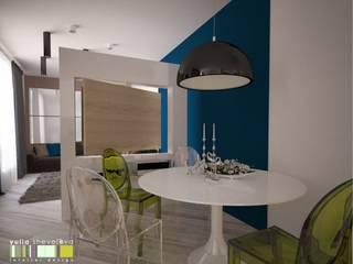 Dining room by Мастерская интерьера Юлии Шевелевой, Eclectic