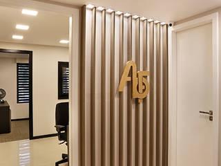 Study/office by Priscila Boldrini Design e Arquitetura