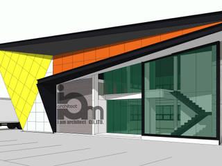 Warehouse:   by i am architect CO.,Ltd.