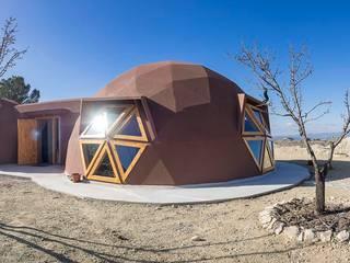 Imagen exterior de fachada este: Casas de estilo  de Ecoproyecta