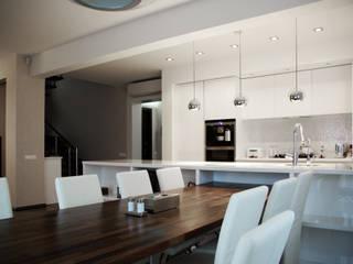 Salon minimaliste par Archi-S Minimaliste