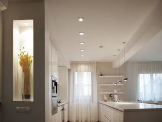 Cucina minimalista di Archi-S Minimalista