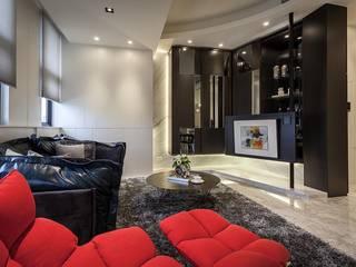 Living room by 你你空間設計, Modern