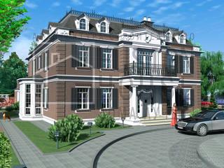 ШОКОЛАД Дома в классическом стиле от Fusion House Классический
