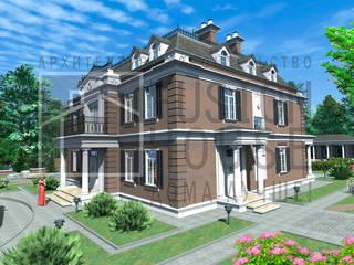 ШОКОЛАД: Дома в . Автор – Fusion House