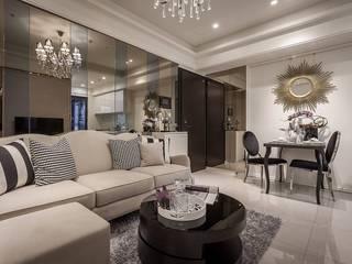 Living room by 你你空間設計, Classic