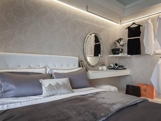主臥床頭 你你空間設計 Classic style bedroom