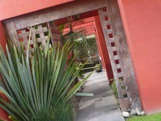 Can SeO: Casas de estilo  por Arq German Tirado S,